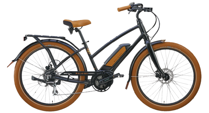 Electric bicycle rentals