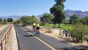 Oro Valley/Tucson Loop Bike Path