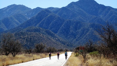 Road Biking Green Valley/Southern Arizona