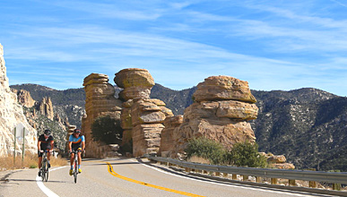 Arizona's Top Climbing Ride: Mount Lemmon is the best!