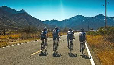 Tucson's Best Cycling Climb Rides