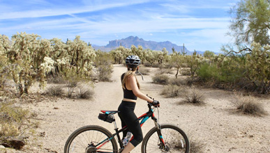 All Tucson/Southern Arizona Mountain Bike Trails